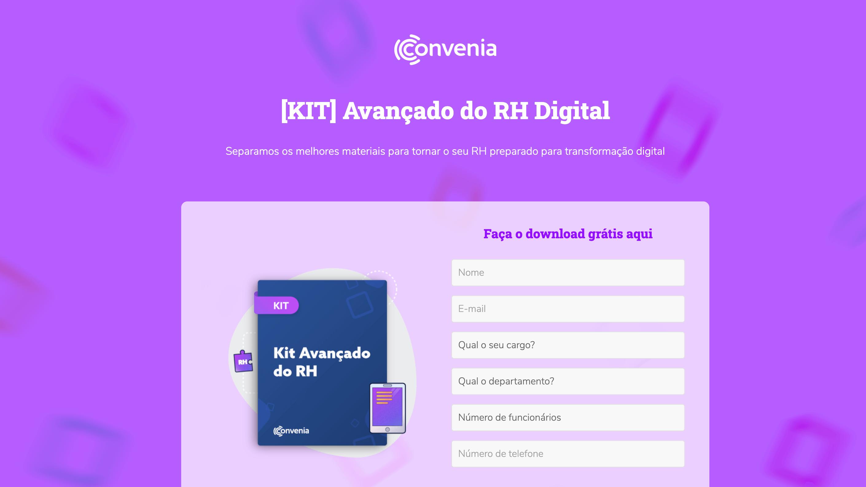 Convenia Ebook