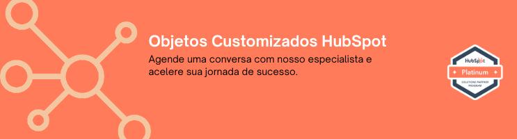 HubSpot Objetos customizados